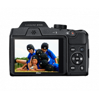 Nikon COOLPIX B500 Black + Δώρο Θήκη (Cashback -30€ )